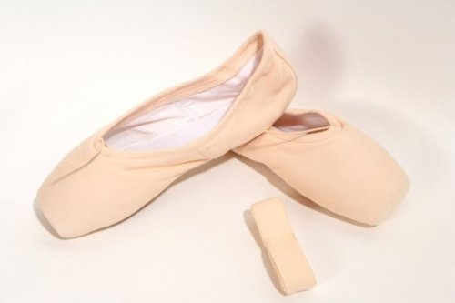 Aloart Canvas Pointe Shoe
