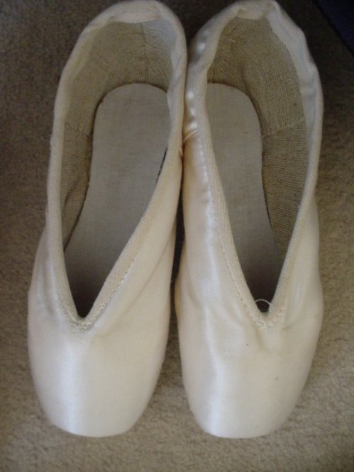 Bolshoi Brand ballet-pointe shoes