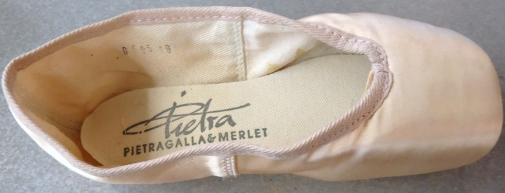 Pietragalla-Merlet Pointe Shoe