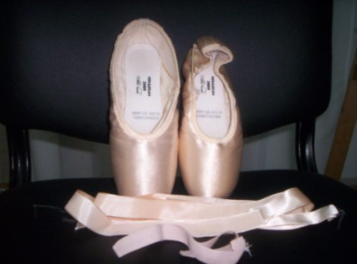 Minassian Pointe Shoes From Argentina