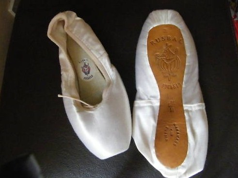 Rusbal Pointe Shoes