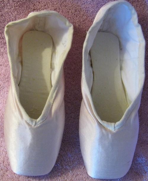 Kiev Pointe Shoes