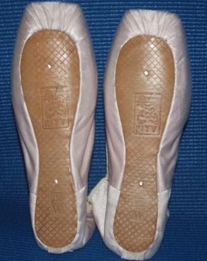 Kiev pointe shoes made in Ukraine