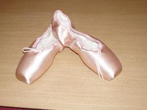 Crait Pointe Shoes