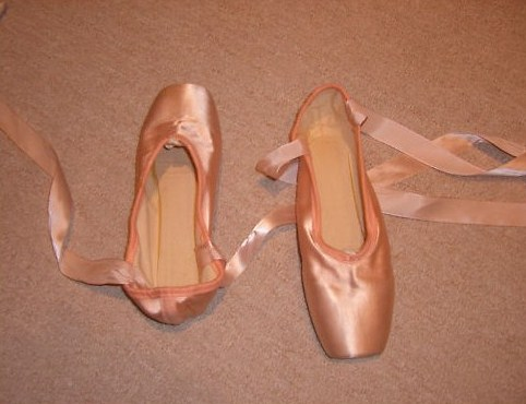 Woessner Pointe Shoes