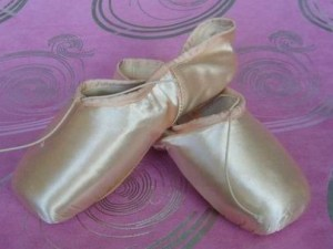 Chaoqun Pointe Shoes