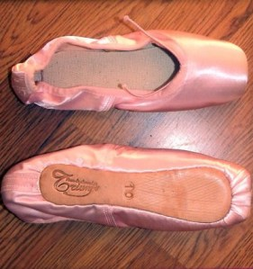 Triunfo Pointe Shoes