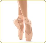 CK40 Cinderella  pointe shoe by Cecilia Kerche