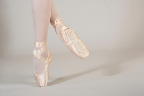 Coppelia Pointe Shoes from Italy