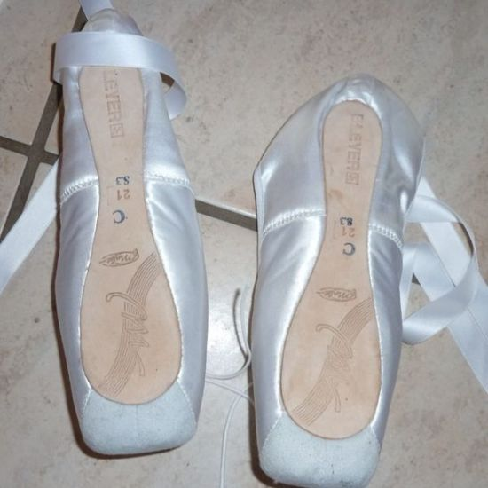 Bleyer pointe shoe soles