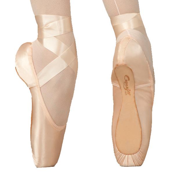 Pointe Shoe Heels
