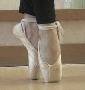Deboule Pointe Shoes