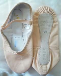DEHA Ballet Slippers