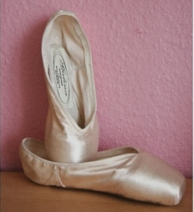 Galina pointe shoes