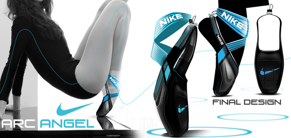 If Nike Made Pointe Shoes