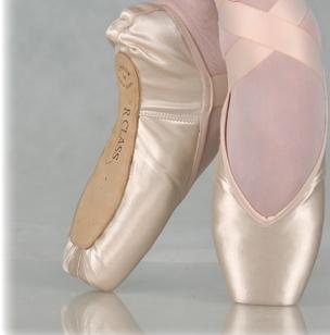triple branding ballet shoes | Pointe Shoe Brands
