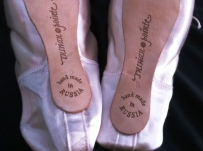 I go to America, so I need a Russian Pointe sole