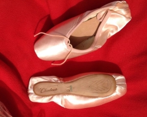 Chadova  Pointe Shoes