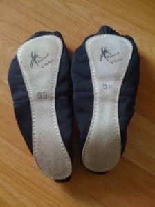 Rommel & Halpe Ballet Slippers