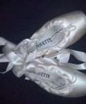 Fouette pointe shoes Argentina