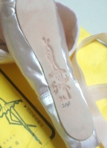 Sogei Pointe Shoe Sole