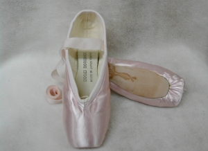 Sogei Borishoi pointe shoes