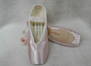 Sogei Borishoi pointe shoes