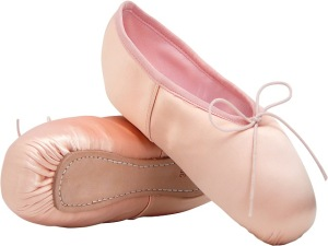 Mice Fiestas Pointe Shoes