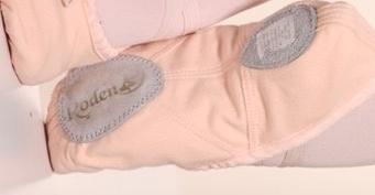 Roden ballet slippers