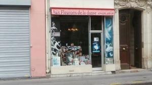 aux fleurons de la danse shop paris