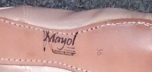 Mayol Pointe Shoes
