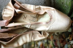 Vintage Hoffert Pointe Shoe