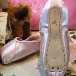Japanese Pointe Shoes-Avignon