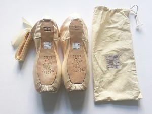 Master Klass Pointe Shoes