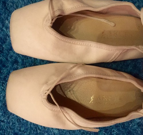 Akces Classic Pointe Shoes
