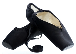 Akces Unisex Pointe Shoes