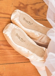 Dansez-Vous MARGOT pointe shoes