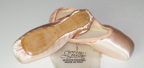 Iovine Ignazio Pointe Shoes