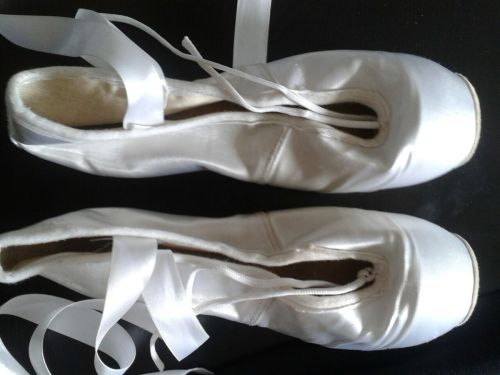 Pauls pointe shoes