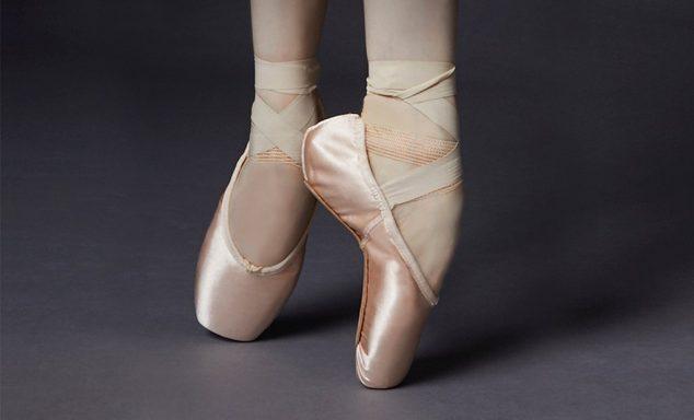 Bloch Balance Lisse pointe shoes
