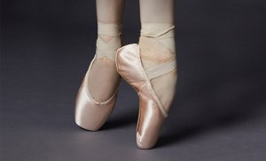 Bloch Balance Lisse pointe shoes