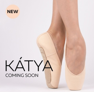 Nikolay Katya Canvas Pointe Shoe