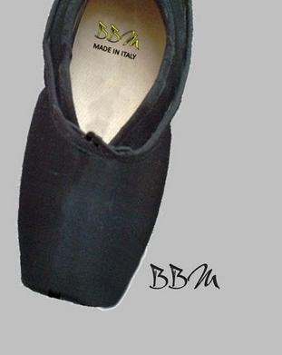 BBM Pointe Shoe For Men