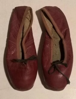 Vintage Leather Pointes Argentina